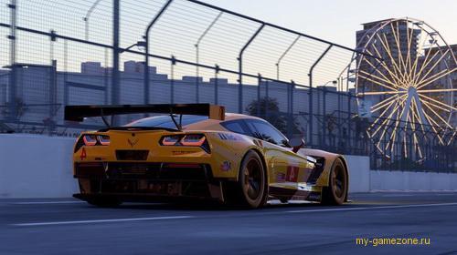project cars 2 гонка по трассе