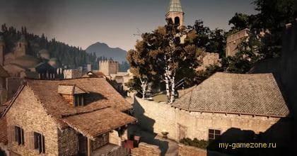Панорама домов из игры