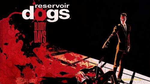 Reservoir Dogs Bloody Days Poster