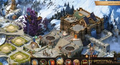 игровая база викингов