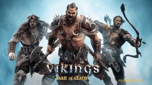 Игра Vikings War of Clans