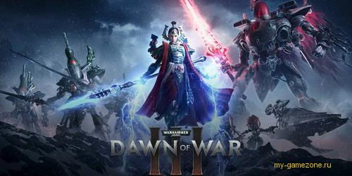 Warhammer Dawn of War Poster