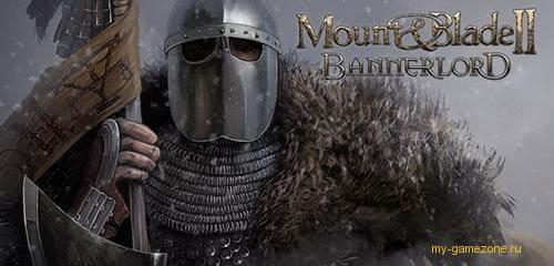 Bannerlord постер игры
