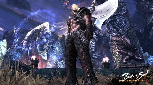 Игра Blade and Soul