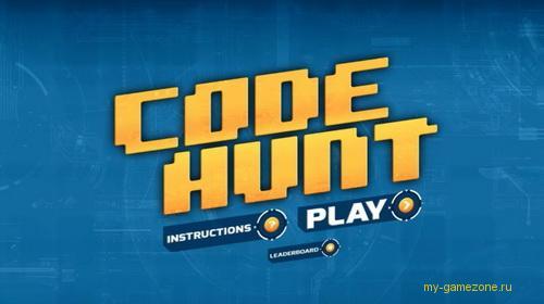 code hunt logo