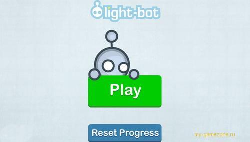 lightbot старт приложения