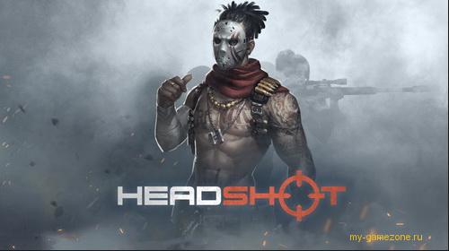 Постер headshot