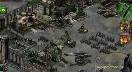 конфликт между армиями