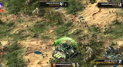 нападение виртуальной пехоты