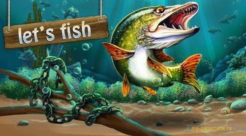 Let's Fish постер
