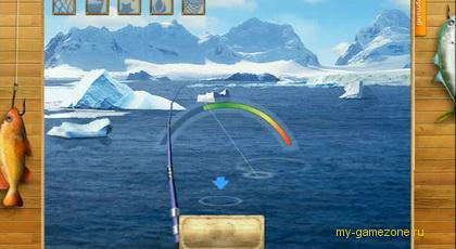 игра о рыбалке