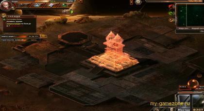 техника сооружения построений в игре