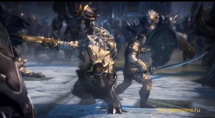 битва игровых рыцарей
