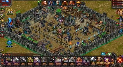 военная стратегическая крепость