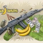 bananawars poster