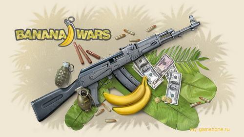 bananawars постер