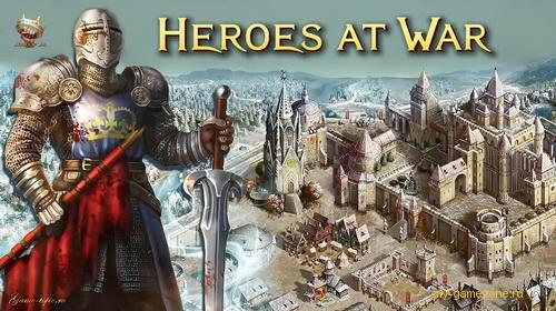 Heroes at War постер