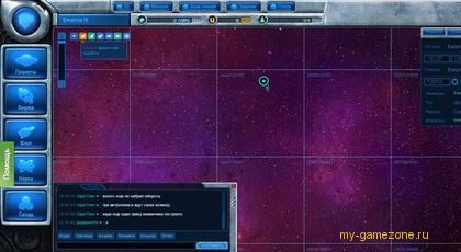 игровая карта в Aeon