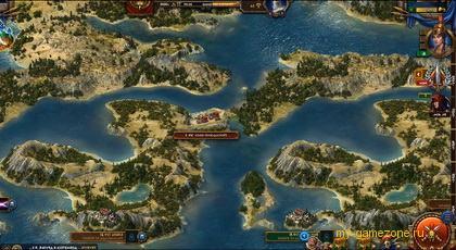 острова из Спарты