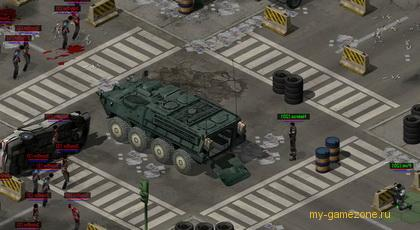 высадка спецназа в игре