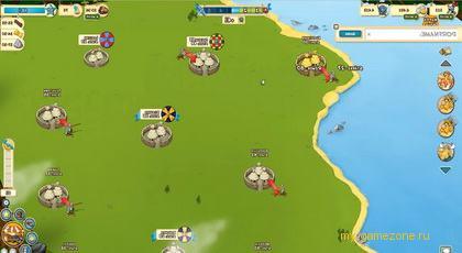 строение поселений из игры