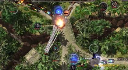 нападение на колонну в джунглях
