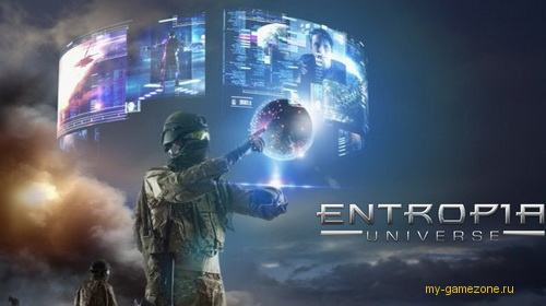 entropia universe poster