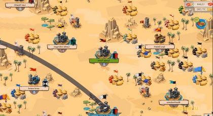 goodgame empire постройка в пустыне