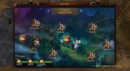 игровая карта стратегии
