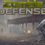 zombie defense постер