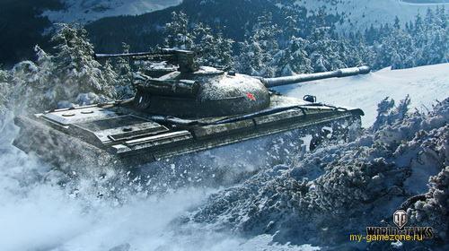 Постер игры World of tanks