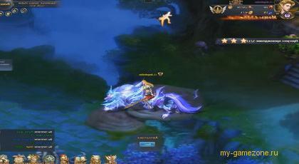 магическое существо из Dragon Knight 2
