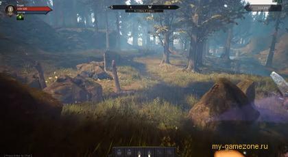 эпизод в лесу из citadel forged with fire