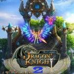 dragon knight 2 постер