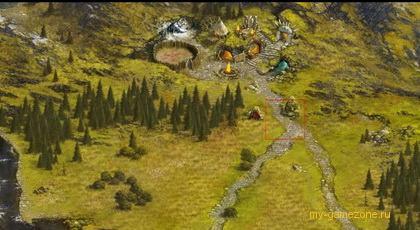 виртуальный древний мир