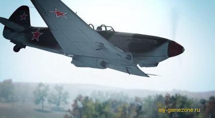 виртуальный самолет из 2 мировой