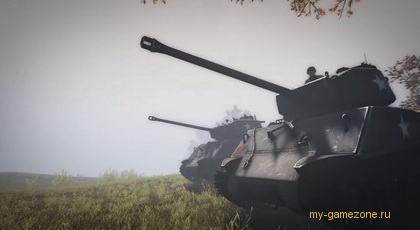 танк из heroes and generals