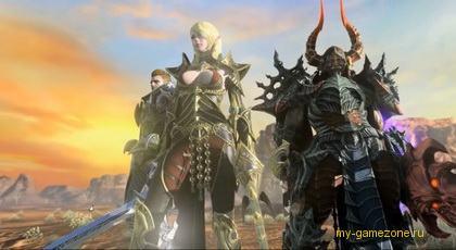 герои из королевства под огнем 2