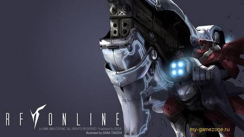 rf online постер