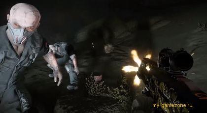 отстреливание зомби в фарйейсе