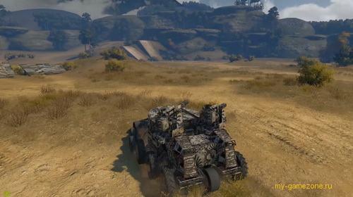 обновленные машины из игры