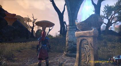 Эпизод из The Elder Scrolls Online