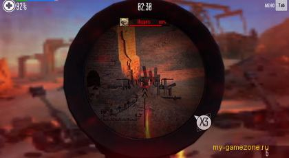 кадр из sniper battle