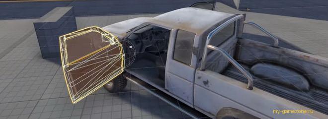 проектирование автомобиля