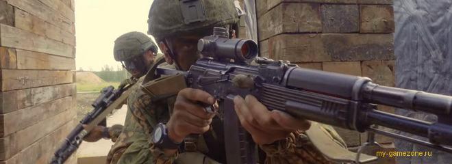реальное учение спецназа