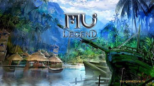 mu legend постер