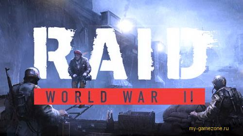 RAID World War 2 постер