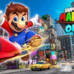Логотип Super Mario Odyssey