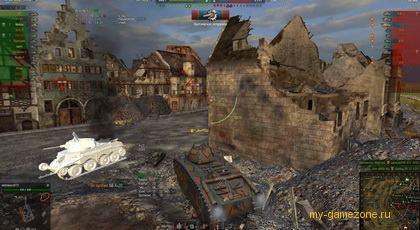 обзор характеристик танка