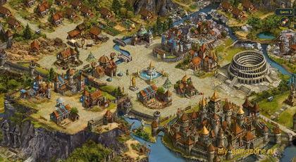 постройка селений в игре